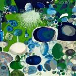 L'age de pierre - Huile sur toile - 130 x 100 cm - 1979