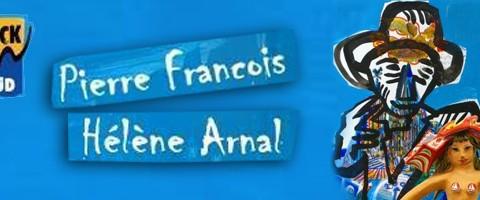 Exposition : Pierre Francois – Hélène Arnal
